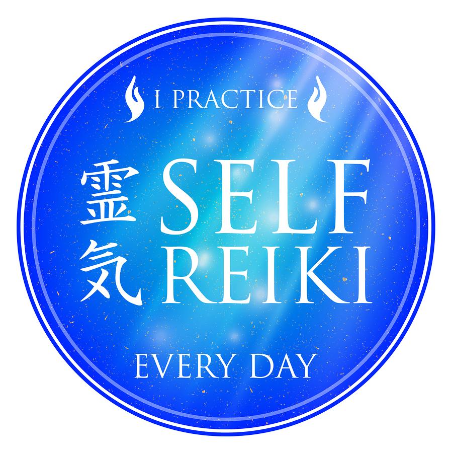 Reiki Ken - I practice self Reiki