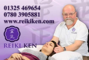 Typical reiki session