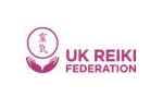 Logo of the UK Reiki Federation