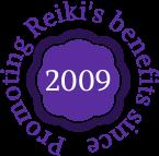 Celebrating 10 years of Reiki